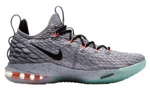 超格安一点 ナイキ Cool メンズ Nike Lebron 15 Lebron XV メンズ Low バッシュ Cool Grey/Black レブロン15, HOOPER&CO:9985182c --- cursosucesso.com