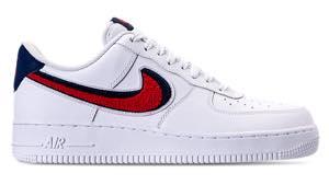 ナイキ エアフォース メンズ Nike Air Force 1 Low LV8 White/University Red/Blue ジョーダン Jordan スニーカー