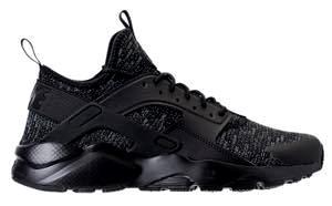 ナイキ メンズ スニーカー Nike Air Huarache Run Ultra エアハラチ ラン ウルトラ Black/Dark Grey/Wolf Grey