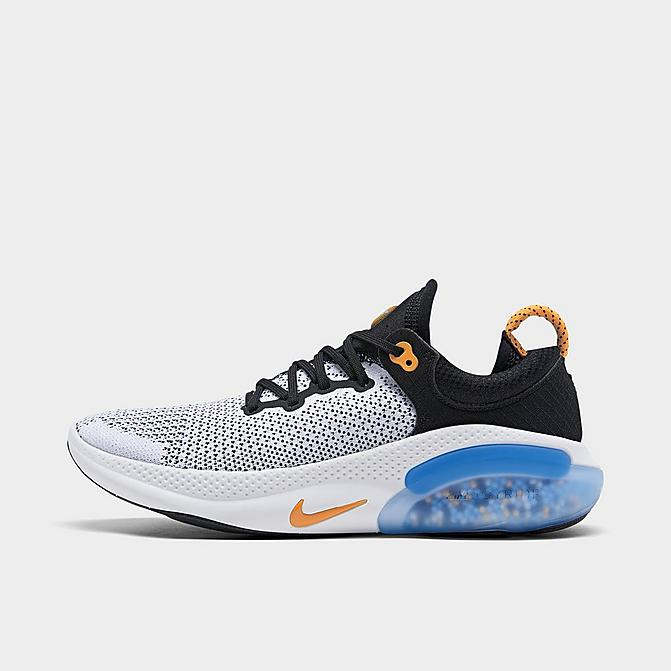 ナイキ メンズ ランニングシューズ Nike JOYRIDE Run Flyknit Running Shoes スニーカー Black/Laser Orange/White/University