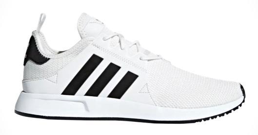 アディダス メンズ adidas Originals X_PLR スニーカー ランニングシューズ White/Black
