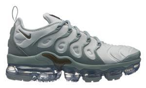 ナイキ レディース ヴェイパーマックスプラス Nike Air Vapormax Plus ランニングシューズ Light Silver/Medium Olive/Reflect Silver/Black