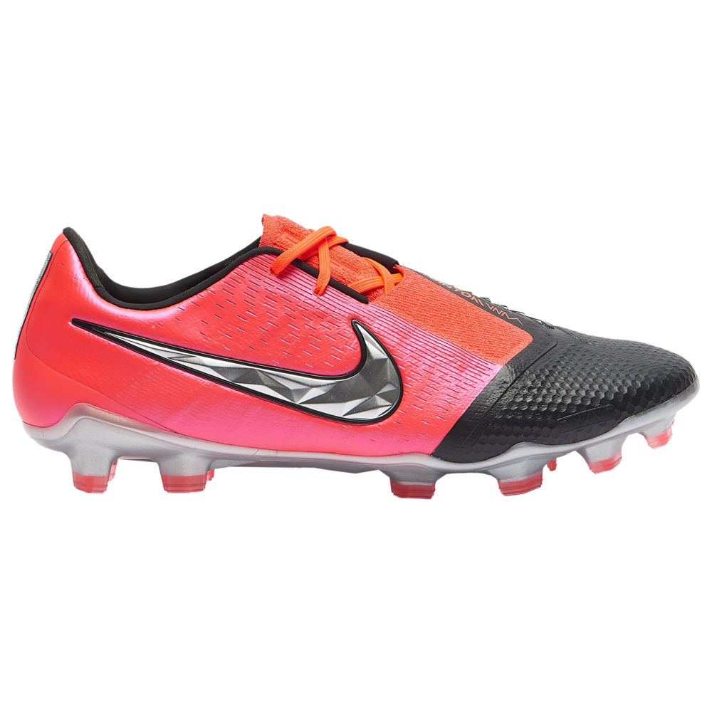 ナイキ メンズ サッカーシューズ Nike Phantom Venom Elite FG スパイク Laser Crimson/Metallic Silver/Black