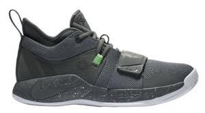 ナイキ メンズ バッシュ Nike PG 2.5 ポール・ジョージ Paul George バスケットボール シューズ Dark Grey/White