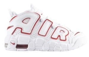 ナイキ ボーイズ/キッズ/レディース スニーカー Nike Air More Uptempo