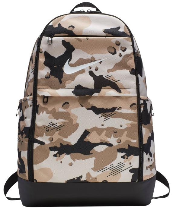 ナイキ バックパック ワンサイズ Nike Brasilia X-Large Backpack リュック Desert Sand/Black/White