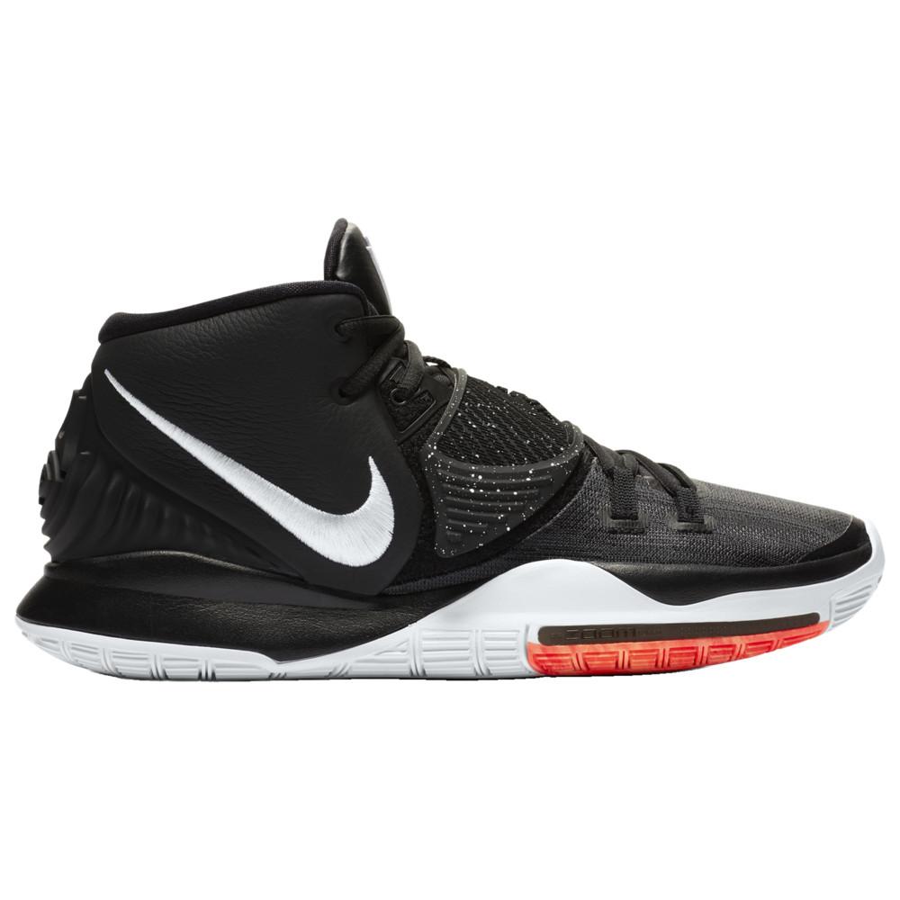 ナイキ メンズ カイリー6 Nike Kyrie 6 バッシュ Black/White