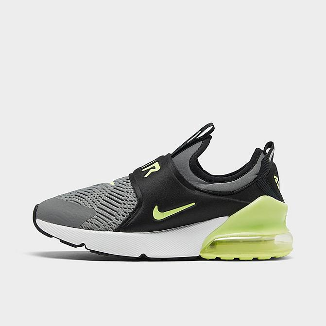 ナイキ キッズ/レディース エアマックス270 Nike Air Max 270 スニーカー Smoke Grey/Black/White/Barely Volt