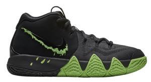 即納 ナイキ black/Rage キッズ Nike Kyrie/レディース Nike Kyrie 4 IV GS
