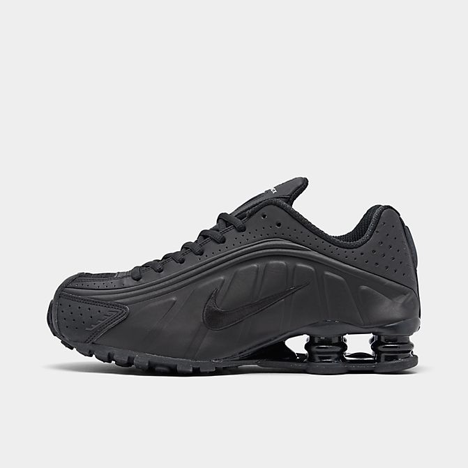ナイキ メンズ Nike Shox R4 Casual Shoes スニーカー Black/Black/Black/White
