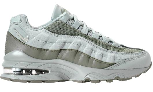 ナイキ キッズ スニーカー Nike Air Max 95 Casual Shoes GS シューズ Light Pumice/Dark Stucco