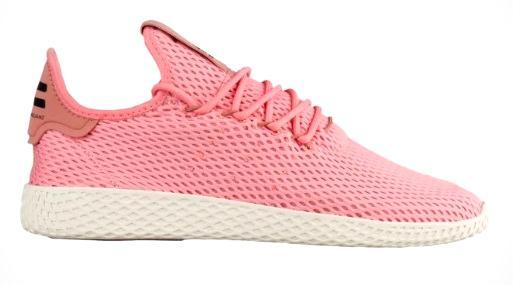 アディダス メンズ adidas Originals PW Tennis HU スニーカー ランニングシューズ Tactile Rose/Tactile Rose/Raw Pink