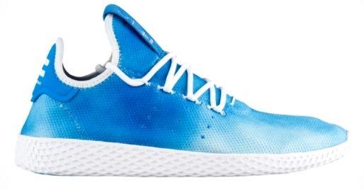 アディダス メンズ adidas Originals PW Tennis HU スニーカー ランニングシューズ Bright Blue/White/White