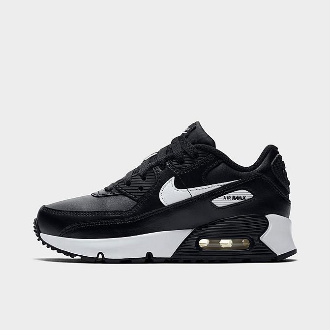 Air Nike ナイキ キッズ/ジュニア 90 スニーカー Black/Black/White エアマックス90 PS Max