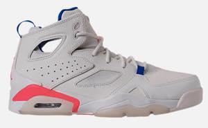 ナイキ ジョーダン メンズ バスケットボール シューズ Air Jordan Flight Club '91 バッシュ Sail/Blue/Pink