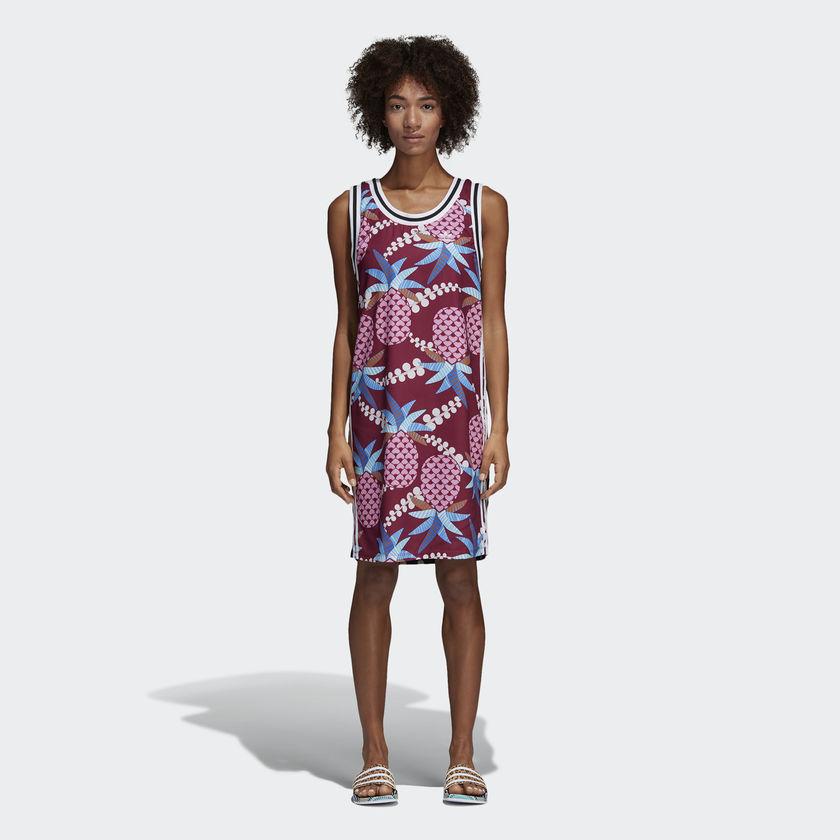 アディダス オリジナルス レディース/ウーマン adidas Originals FARM Tank Dress ワンピース ドレス Multi