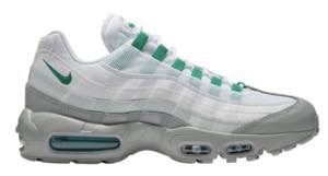 ナイキ メンズ エアマックス95 Nike Air Max 95 Essential スニーカー Light Pumice/Clear Emerald/White
