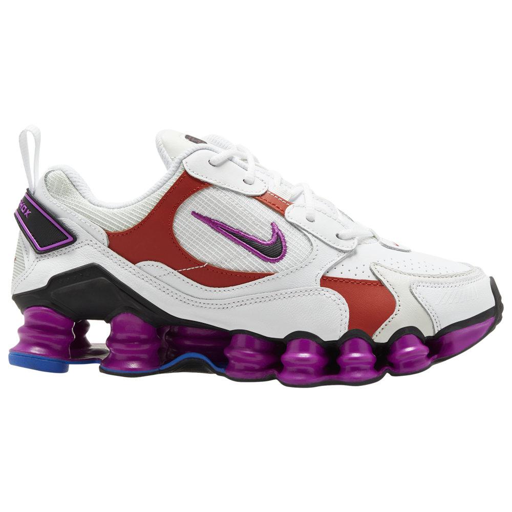 ナイキ レディース/ウーマン スニーカー Nike Shox TL Nova カジュアルシューズ White/Black/Hyper Violet