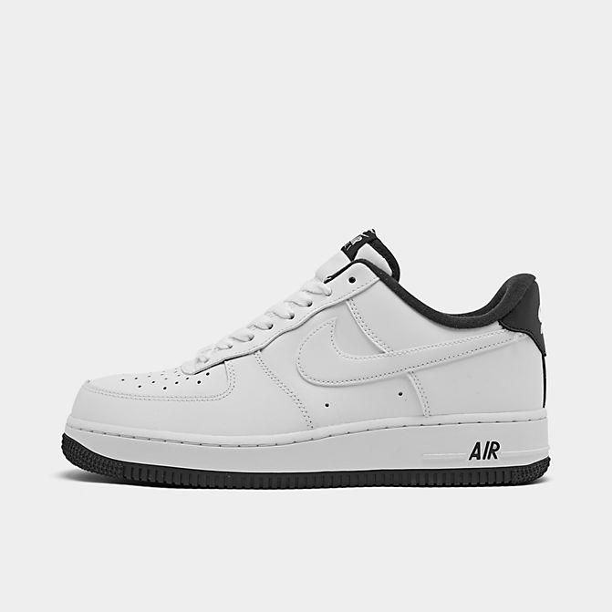 ナイキ メンズ エアフォース1ロー Nike Air Force 1 Low '07 スニーカー White/Black/White