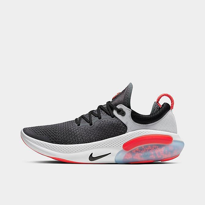 ナイキ メンズ ランニングシューズ Nike JOYRIDE Run Flyknit Running Shoes スニーカー Dark Grey/Bright Crimson/Pure Platinum