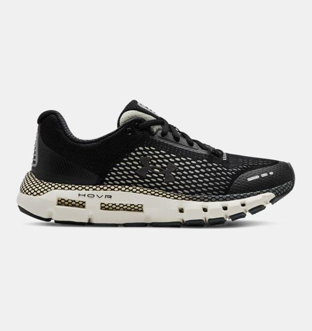 アンダーアーマー レディース シューズ Under Armour HOVR Infinite Women's Running Shoes ランニングシューズ Black / Summit White