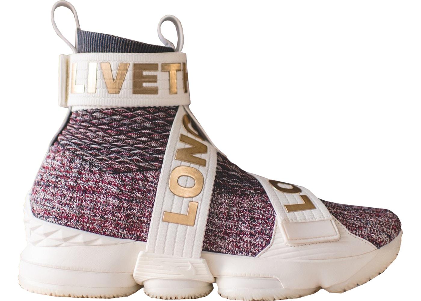 ナイキ メンズ レブロン15 Nike Lebron 15 Lifestyle KITH