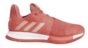 アディダス ボーイズ/キッズ/レディース adidas Harden Vol. 3 バッシュ ハーデン Easy Coral/Speed Coral/Chalk Coral