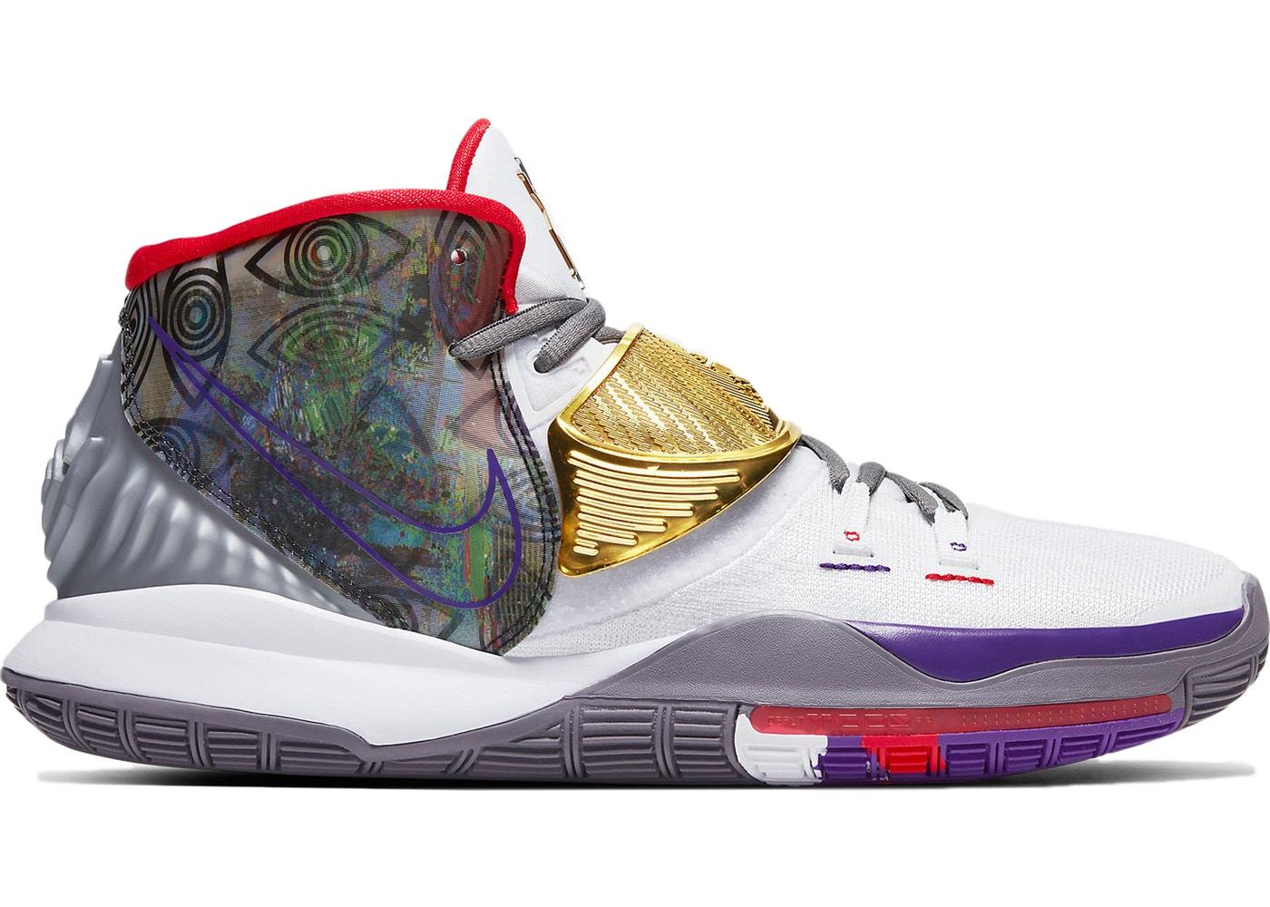 ナイキ メンズ カイリー6 Nike Kyrie 6 Preheat Collection