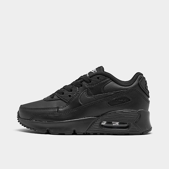 ナイキ キッズ/ジュニア エアマックス90 Nike Air Max 90 PS スニーカー Black/Black/White