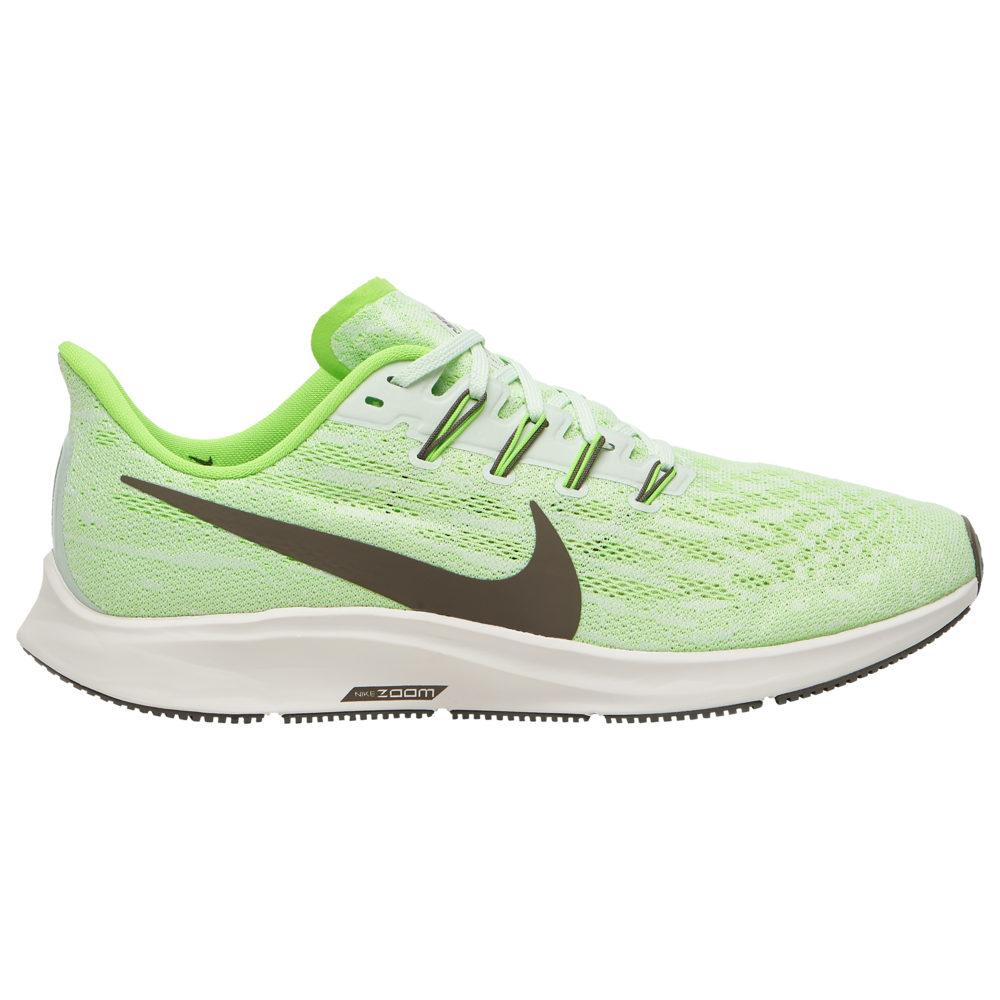 ナイキ メンズ ズーム ペガサス Nike Air Zoom Pegasus 36 ランニングシューズ Phantom/Riderock/Electric Green/Moon Particle