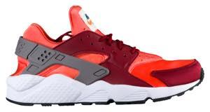 ナイキ メンズ スニーカー Nike Air Huarache エア ハラチ ランニングシューズ Gunsmoke/Team Red/Rush Coral/White/Black
