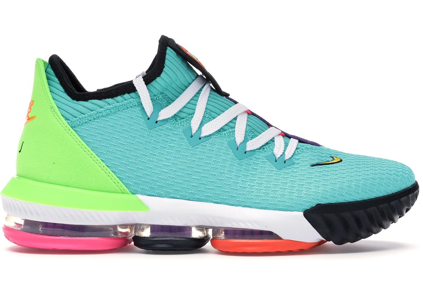 ナイキ メンズ レブロン16ロー Nike Lebron 16 Low