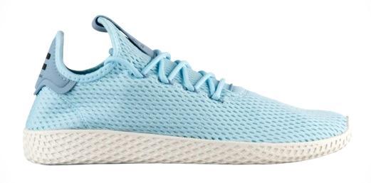 アディダス メンズ adidas Originals PW Tennis HU スニーカー ランニングシューズ Ice Blue/Ice Blue/Tactile Blue