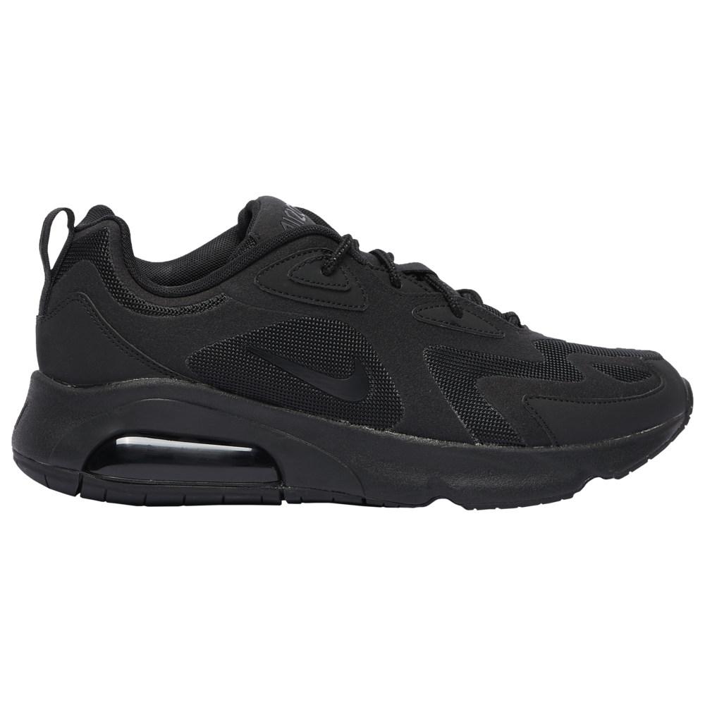 ナイキ メンズ マックス200 Nike Air Max 200 スニーカー Black/Black
