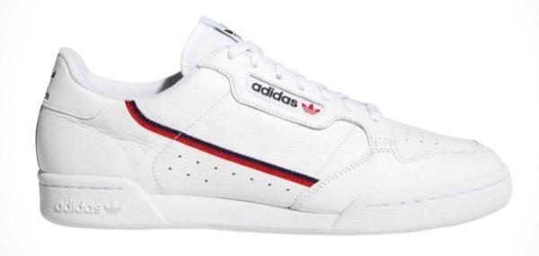 9ff1533a6 アディダス メンズ adidas Originals Continental 80 スニーカー ランニングシューズ White Scarlet Collegiate  Navy-スニーカー