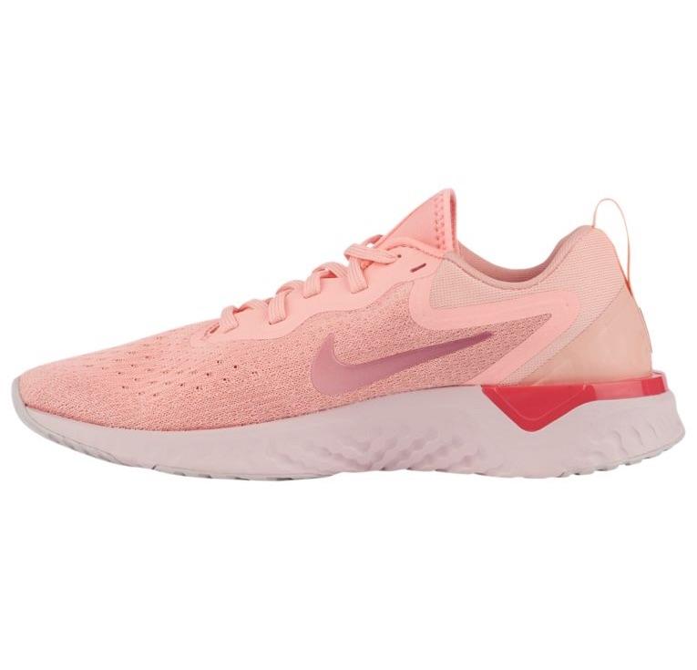 ナイキ レディース オデッセイ リアクト Nike Odyssey React ランニングシューズ Oracle Pink/Pink Tint/Rust Pink/Crimson Tint/Sail