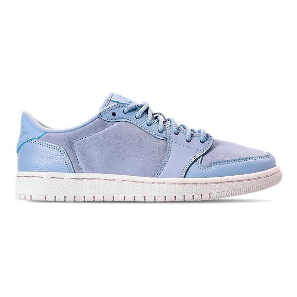 01f55f8fd5f Clothing, Shoes & Accessories Clothing, Shoes & Accessories Nike Air Jordan  1 Retro Low NS No Swoosh Ice Blue Sail ...