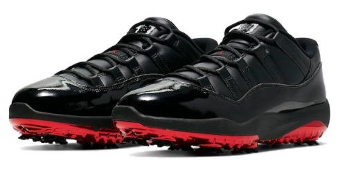 ジョーダン メンズ レトロ11 ゴルフシューズ Air Jordan 11 Retro Low Golf