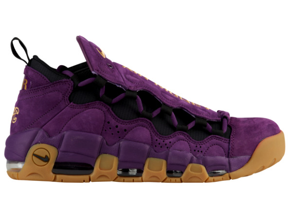 ナイキ メンズ スニーカー Nike Air More Money エア モアマネー Purple/Leopard