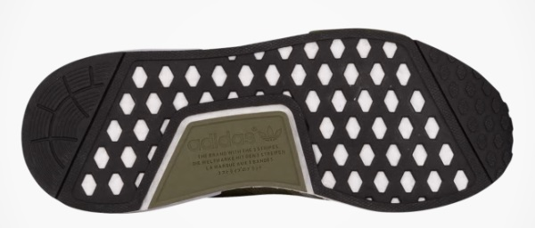 アディダス メンズ adidas Originals NMD R1 スニーカー ランニングシューズ Olive Cargo Solid Grey WhiteY7vg6bfy