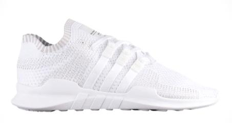 アディダス メンズ adidas Originals Eqt Support ADV Primeknit スニーカー ランニングシューズ White/White/Sub Green