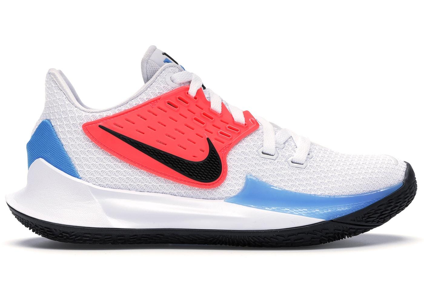 ナイキ メンズ カイリー2ロー Nike Kyrie Low 2 バッシュ White/Black/Blue Hero/Flash Crimson