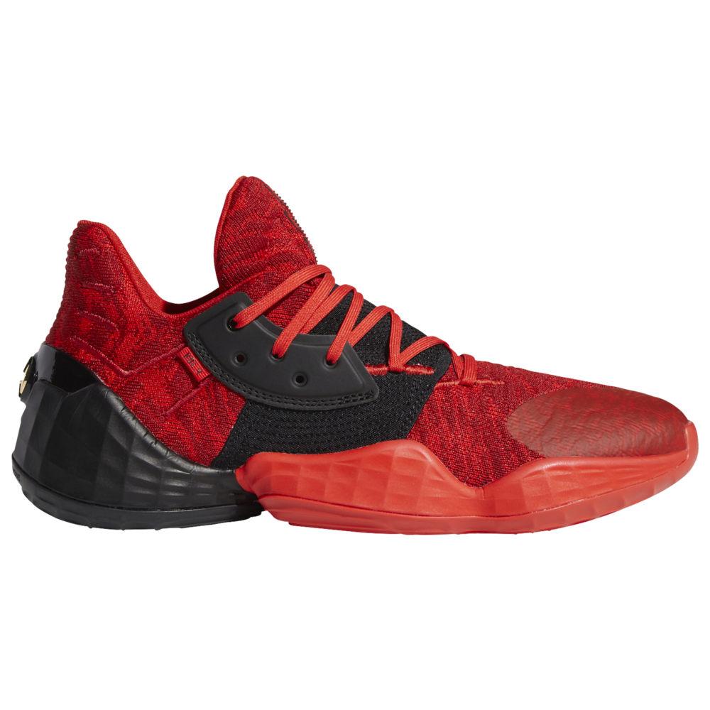 アディダス メンズ ハーデン ボリューム4 adidas Harden Vol.4 バッシュ Red/Black/Power Red