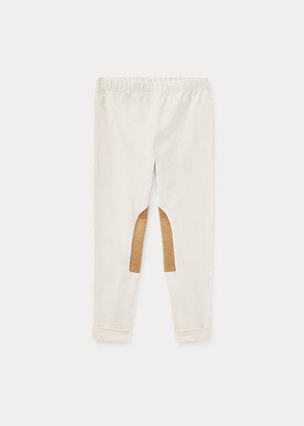 Jodhpur Ralph 2-6X パンツ Polo Cream 女の子 ラルフローレン ガールズ/キッズ Lauren Legging レギンス Essex
