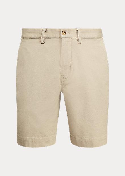 買い付けNOW スピード対応 全国送料無料 通販 3 18より注文順に発送開始予定 送料無料 ポロ ラルフローレン メンズ Stretch Tan Khaki Fit Short ハーフパンツ ショーツ Classic