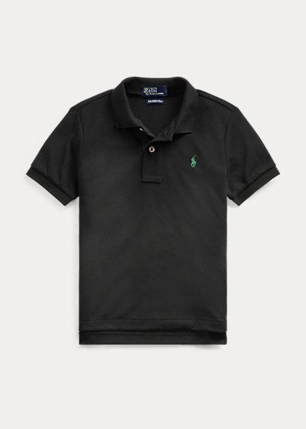ラルフローレン 2T-7 ボーイズ/キッズ Polo Ralph Lauren The Earth Polo ポロシャツ 半袖 Polo Black 男の子