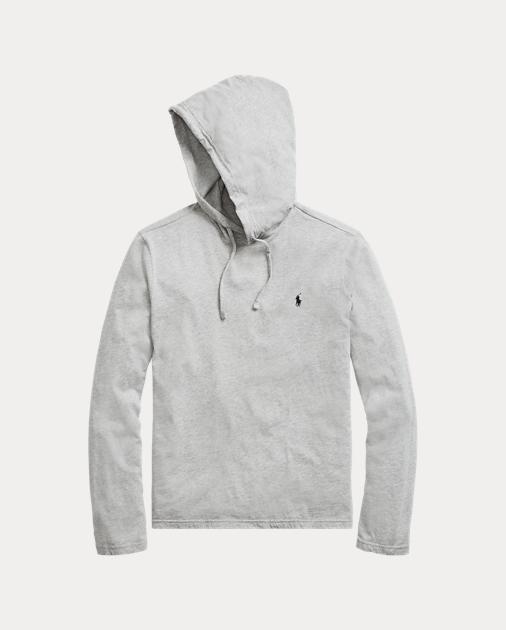 ポロ ラルフローレン メンズ Polo Ralph Lauren Cotton Jersey Hooded T-Shirt Tシャツ 長袖 ロンT LEAGUE HEATHER