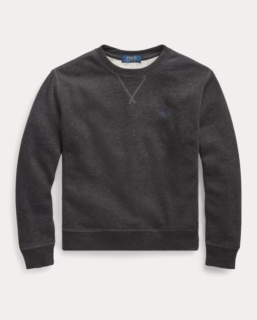 ポロ ラルフローレン ボーイズ/キッズ 8-20 Polo Ralph Lauren Cotton-Blend-Fleece Sweatshirt スウェットシャツ AVERY HEATHER トレーナー