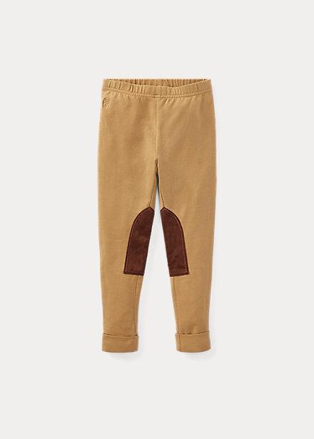ラルフローレン 2-6X ガールズ/キッズ Polo Ralph Lauren Jodhpur Legging レギンス パンツ Military Drill 女の子