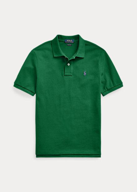 ラルフローレン 8-20 ボーイズ/キッズ Polo Ralph Lauren Cotton Mesh Polo Shirt ポロシャツ 半袖 New Forest 男の子